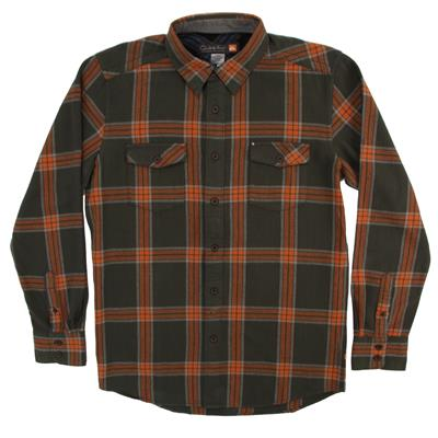 Quiksilver Lincoln Bay Button-Down Shirt