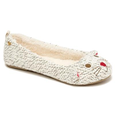 Roxy Pine Cone Slippers - Women's