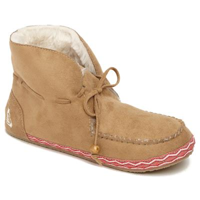Roxy Chestnut Slippers - Women's
