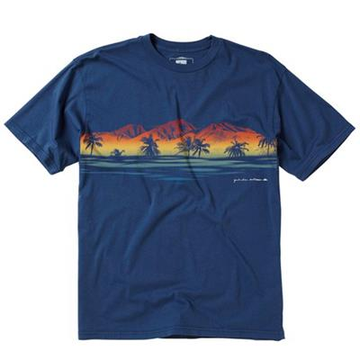Quiksilver Coast To Coast T-Shirt