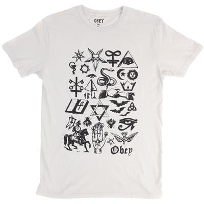 Obey Clothing Secrets T-Shirt