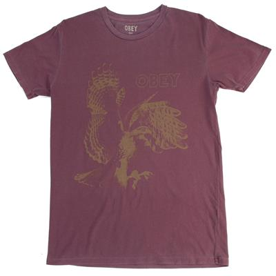 Obey Clothing Hawk Attack T-Shirt