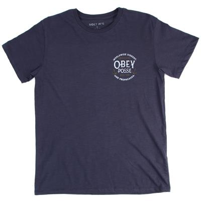 Obey Clothing Original Obey Posse T-Shirt