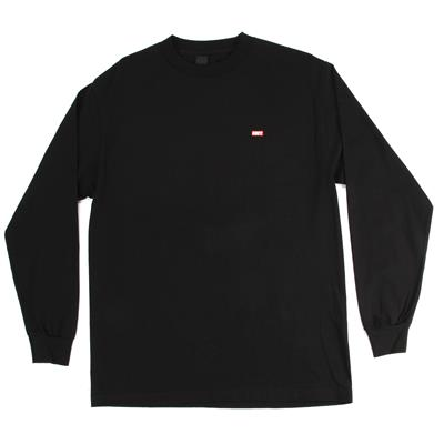 Obey Clothing Bar Logo Long-Sleeve Shirt