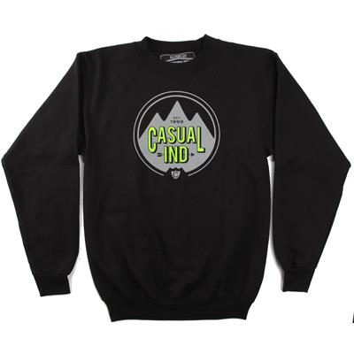 Casual Industrees The Alps Crew Neck Fleece