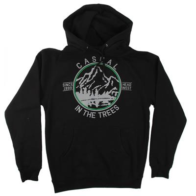 Casual Industrees In The Trees Pullover Hoodie