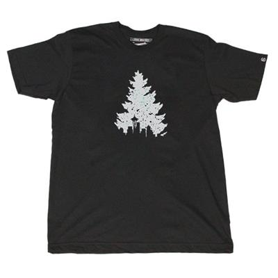 Casual Industrees Johnny Tree Speckle T-Shirt