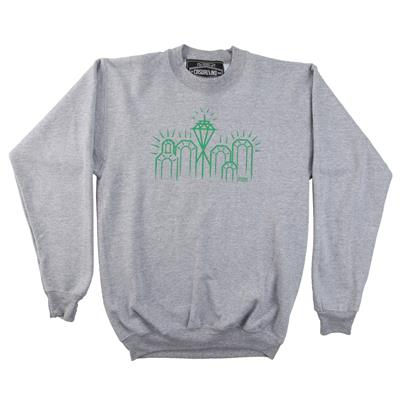 Casual Industrees Emerald City 2 Crew Neck Fleece
