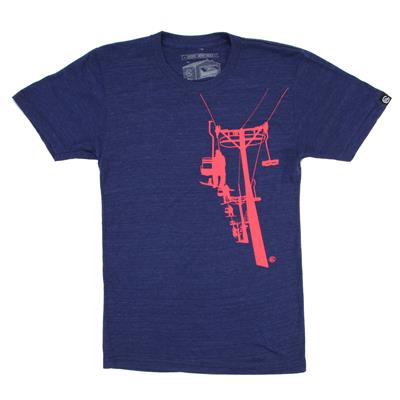 Casual Industrees Chairlift Premium T-Shirt