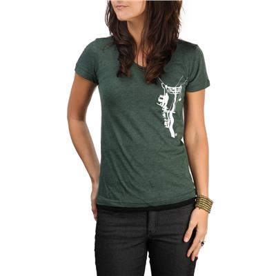 Casual Industrees Chairlift T-Shirt - Women's