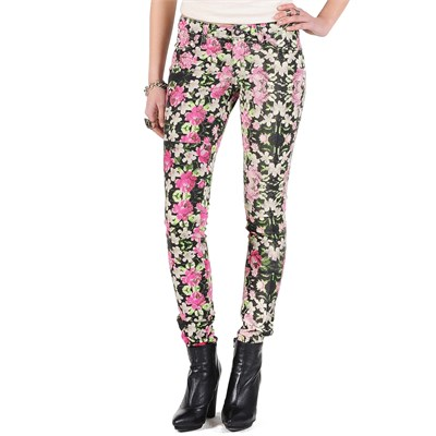 Volcom Railed Legging Color Jeans - Women's