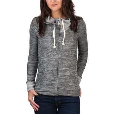 Volcom Knitwit Zip Sweatshirt - Women's