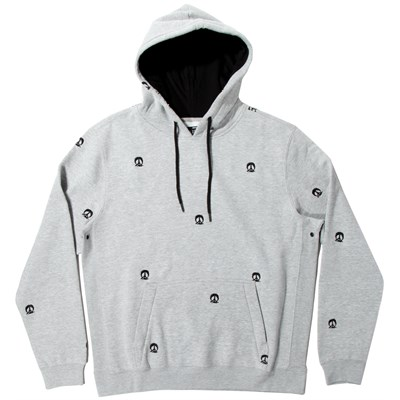 Gnarly Step & Repeat Hooded Sweatshirt