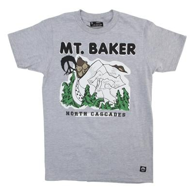Gnarly Mt. Baker T-Shirt