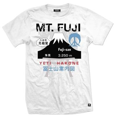 Gnarly Mt. Fuji T-Shirt