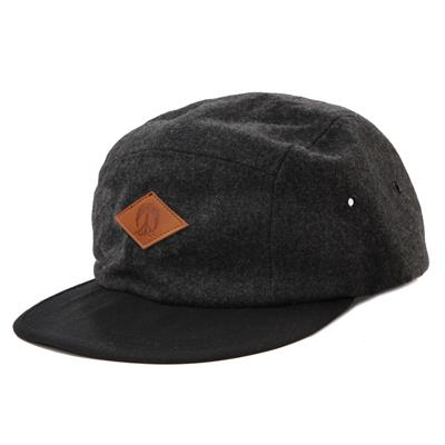 Gnarly Wool 5 Panel Hat