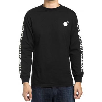 The Hundreds OG Bar Logo L/S T-Shirt