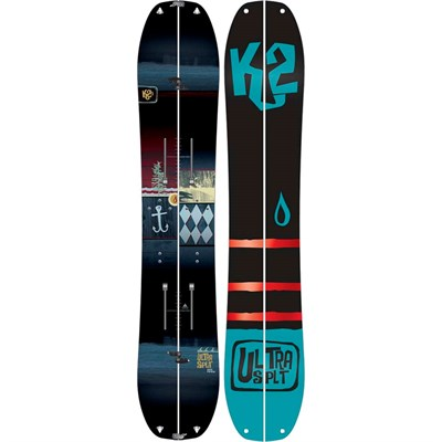 K2 Ultrasplit Splitboard - Demo 2014