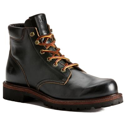 Frye Dakota Plain Toe Boots