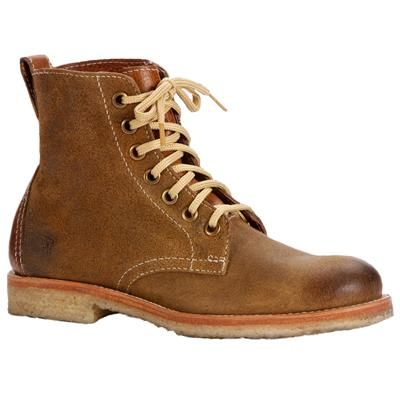Frye Locke Lace Up Boots