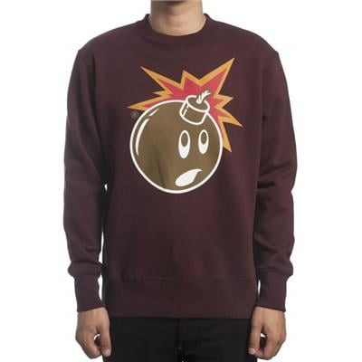 The Hundreds Muted Adam Crew Neck