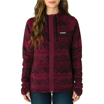 Billabong Breathing Light Zip Hoodie - Women's
