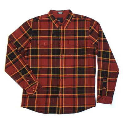 Imperial Motion Molinar Button-Down Flannel Shirt