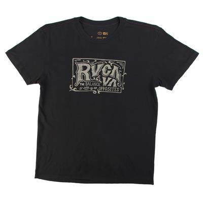 RVCA Old School II T-Shirt
