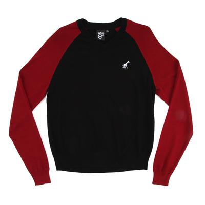 LRG Core Collection Raglan V Neck Sweater