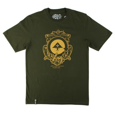 LRG Cycle Rock Crest T-Shirt