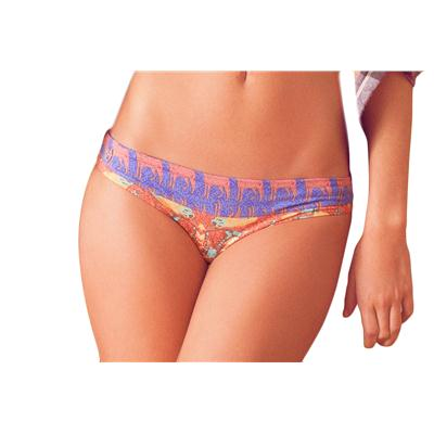 Maaji Peaches & Wolves Bikini Bottom - Women's