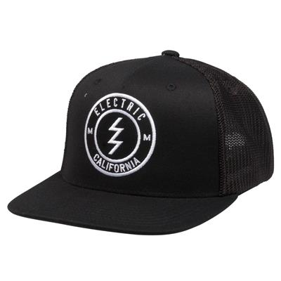Electric Corporate Seal Snapback Hat