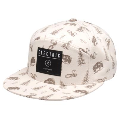 Electric Bayside Snapback Hat