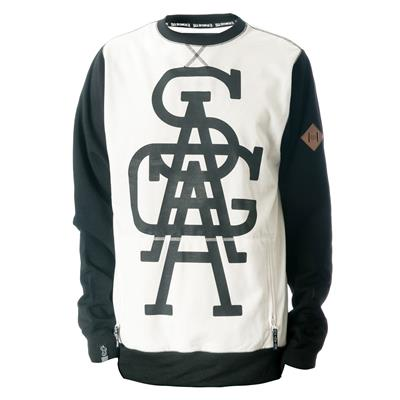 Saga Academics Crew Neck Sweatshirt