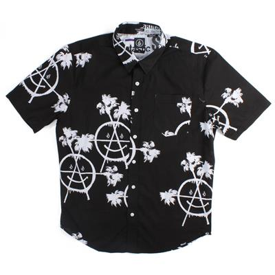 Volcom Palmarchy Short-Sleeve Button-Down Shirt