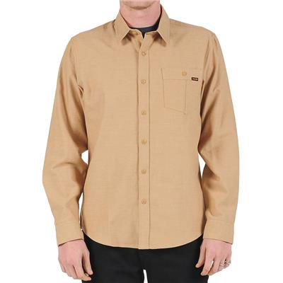 Volcom Powell Flannel Button-Down Shirt
