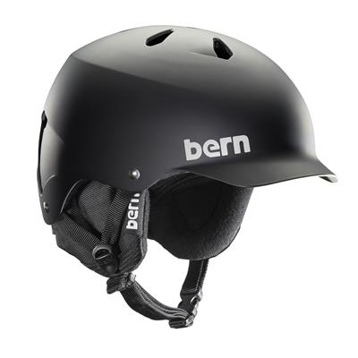 Bern Watts Hard Hat 8Tracks Audio Helmet