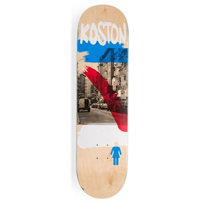 Girl Koston Darkroom Skateboard Deck