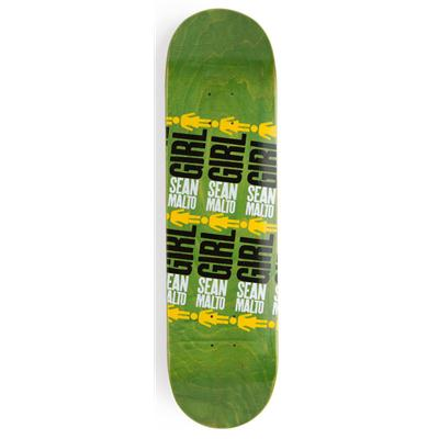 Girl Malto Pop Secret Skateboard Deck