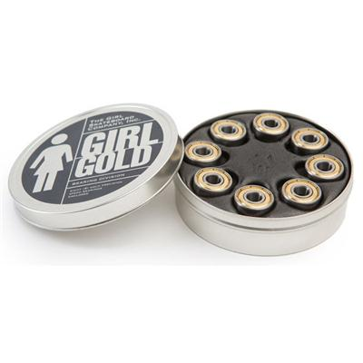 Girl Gold Skateboard Bearings