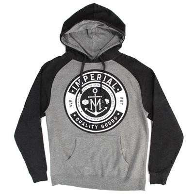 Imperial Motion Nameplate Pullover Hoodie
