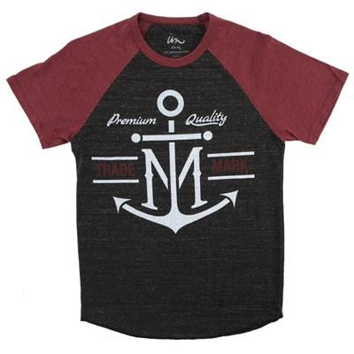 Imperial Motion Trade Anchors Raglan T-Shirt