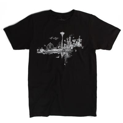Spacecraft The Escape T-Shirt