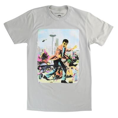 Spacecraft Movie T-Shirt