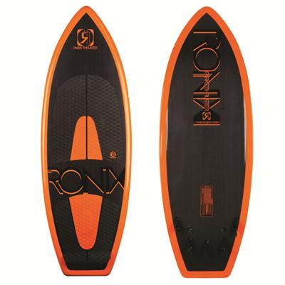 Ronix Parks Carbon Thruster Wakesurf Board - Blem 2013