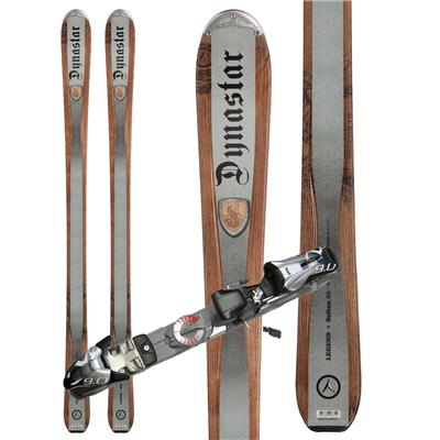 Dynastar Legend Sultan 80 Skis + Marker Speedpoint 9.0 Demo Bindings - Used 2012