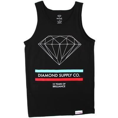 Diamond Supply Co. 15 Years of Brilliance Tank Top