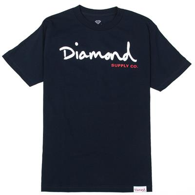 Diamond Supply Co. OG Script T-Shirt