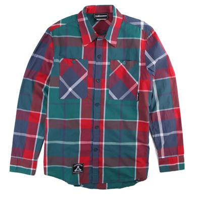 The Hundreds Flax LS Woven Button Down