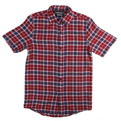 The Hundreds Privet S/S Woven Button Down